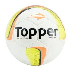 Bola Topper Futsal Strike Viii 68fe9a8f8130f