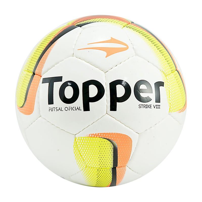 Bola Topper Futsal Strike Viii  1a002e561cee6