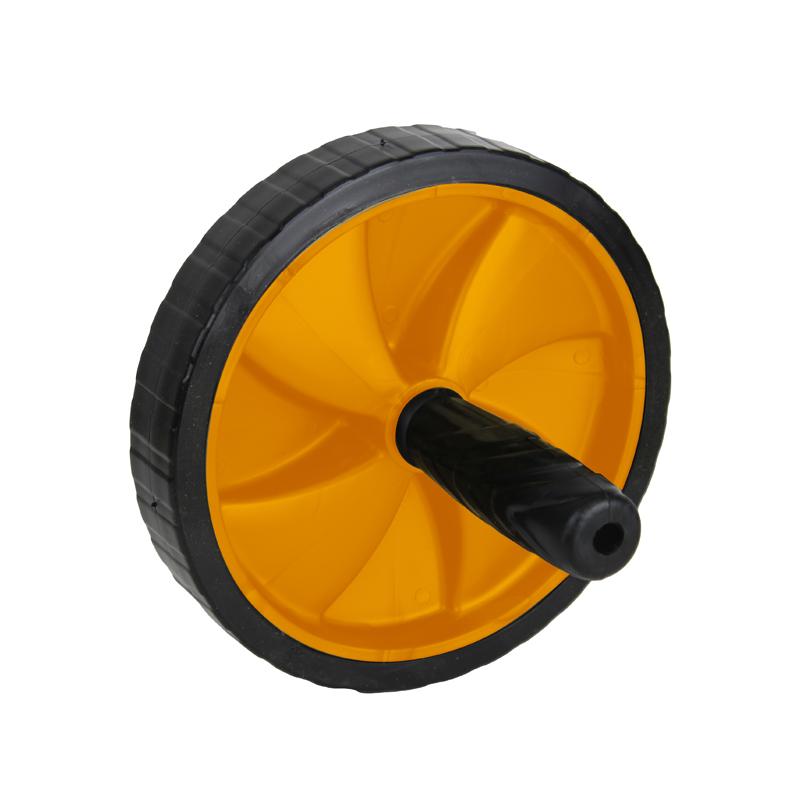 roda abdominal Pentagol amarela