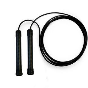 Corda de pular crossfit speed PVC 121-92 preta